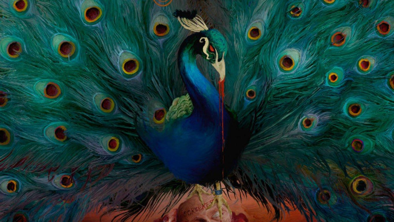 No. 7 'Sorceress' de Opeth (Nuclear Blast)