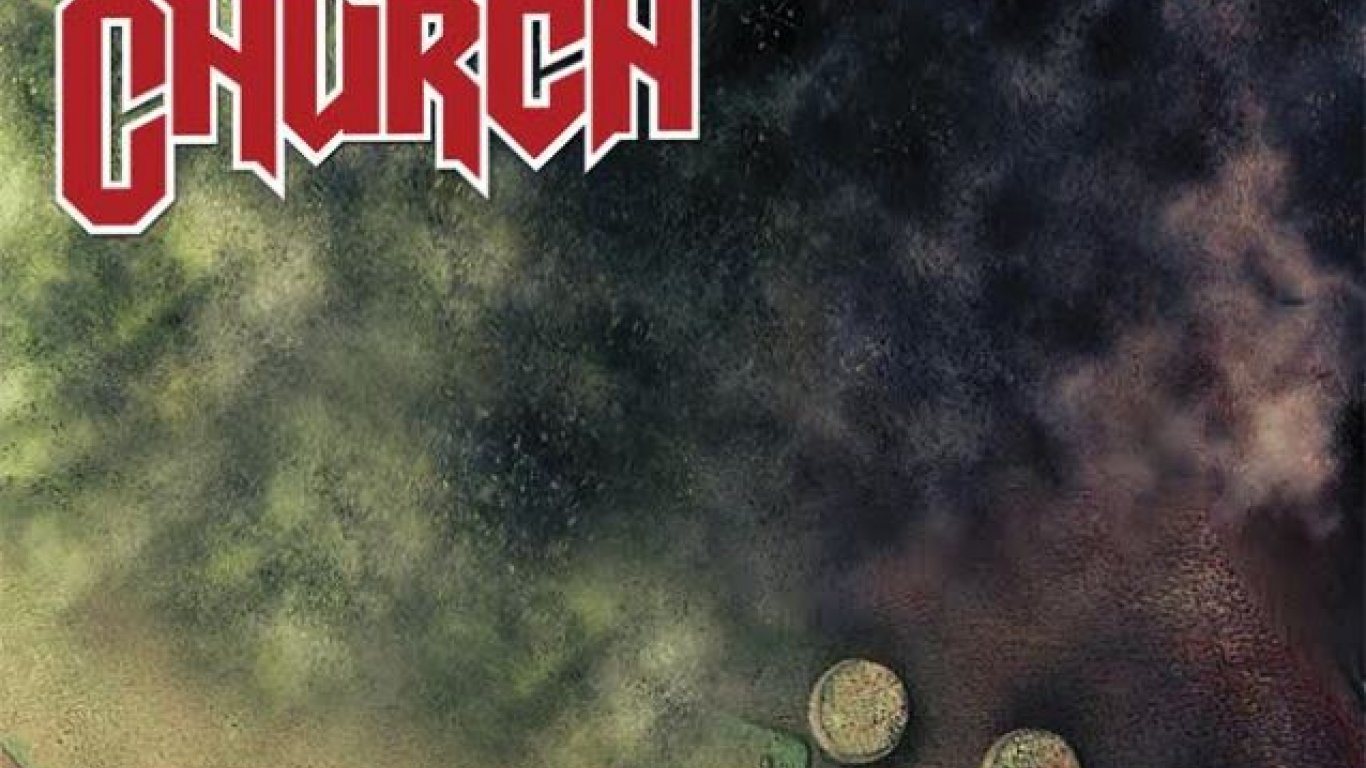 No. 8 'XI' de Metal Church (Rat Pack)