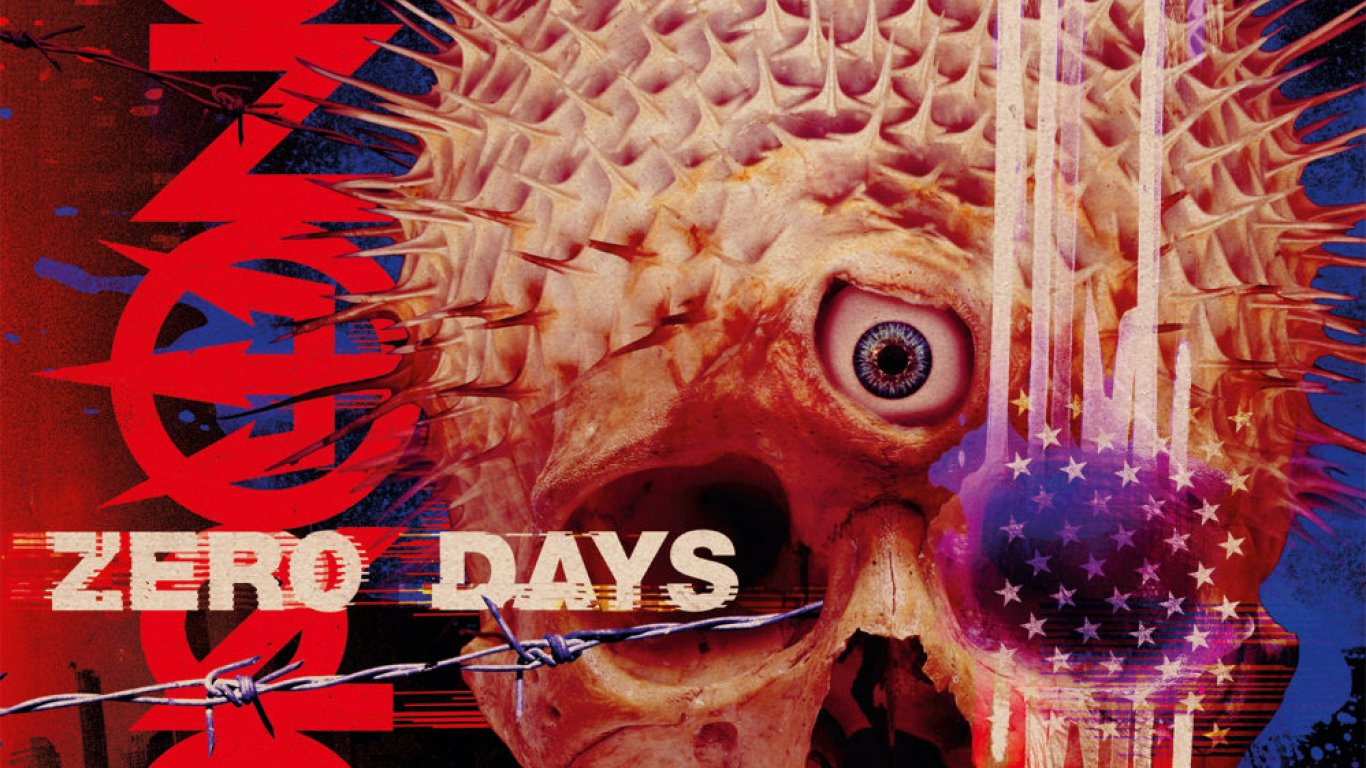 No. 8 'Zero Days' de Prong (Steamhammer)