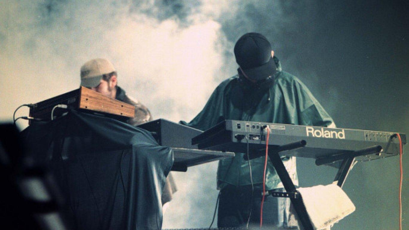Más fotos de Daft Punk sin cascos