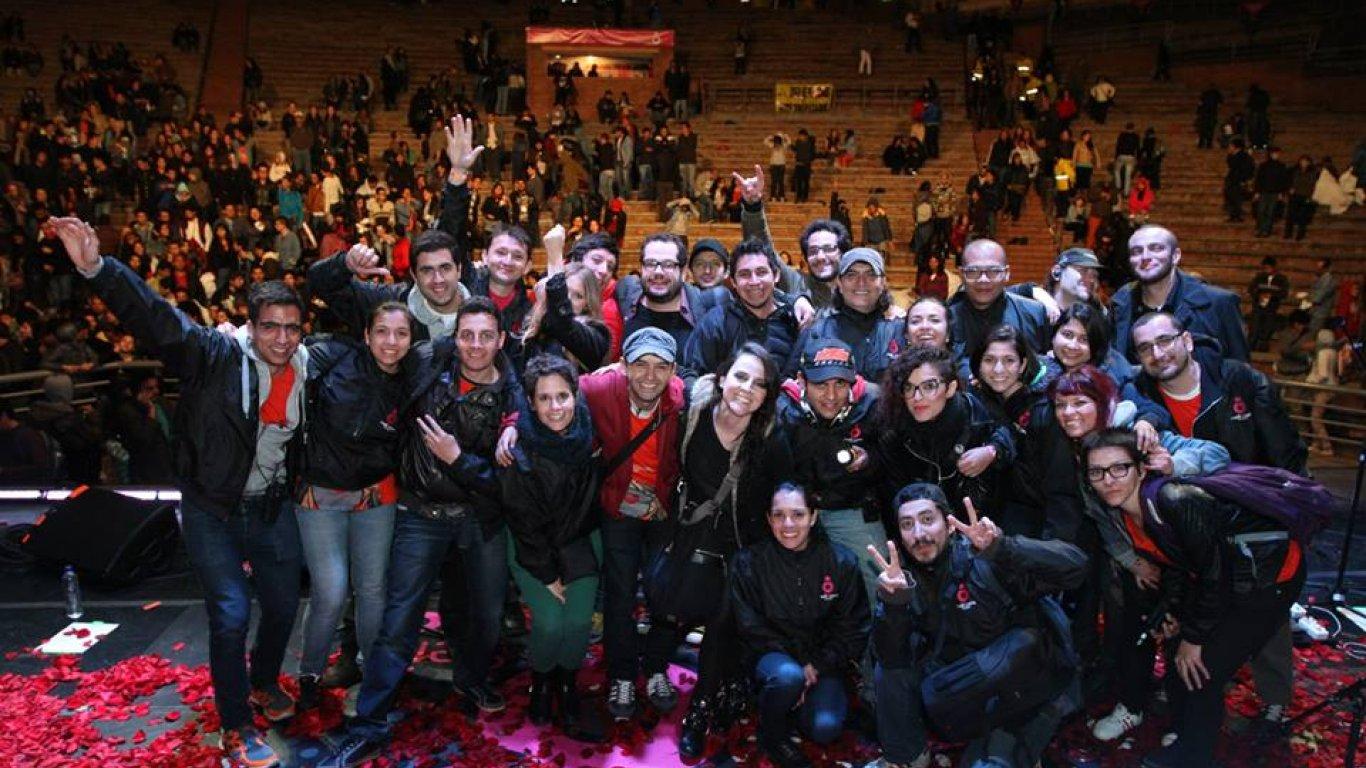 Staff #ConciertoRadiónica2013
