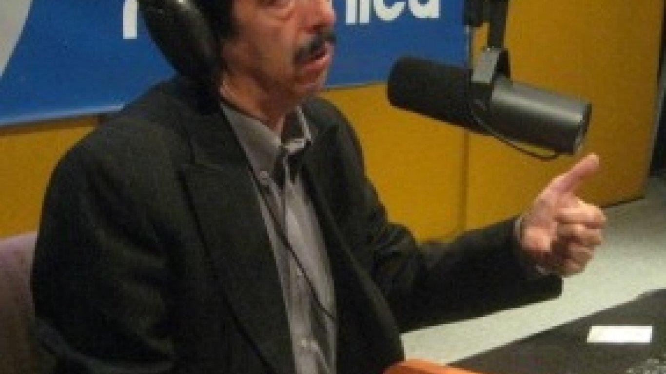 Arturo Astudillo, guitarrista de Los Flippers. 2006.