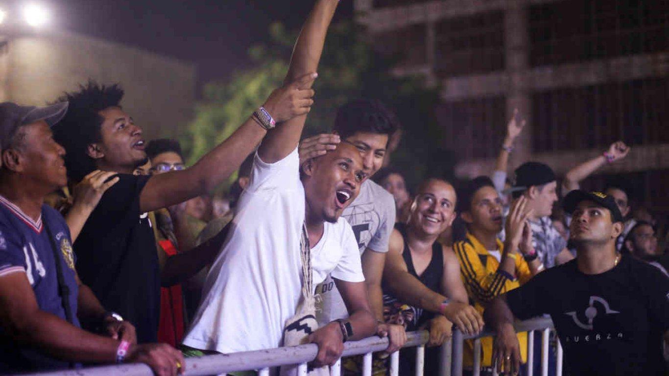 Así vivió Barranquilla el Concierto Radiónica