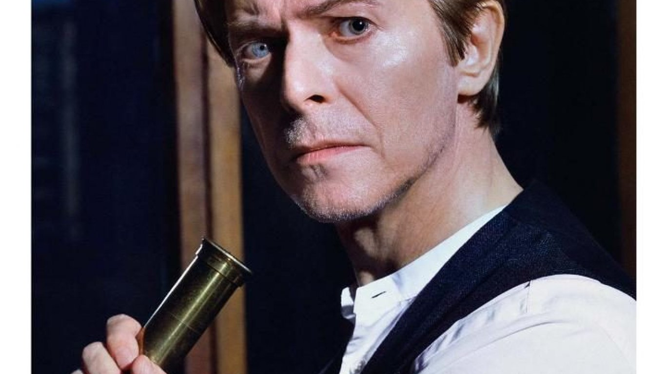 Salen fotos inéditas de David Bowie