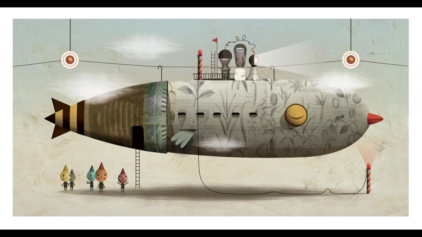Ilustración Cristian Turdera (Argentina)