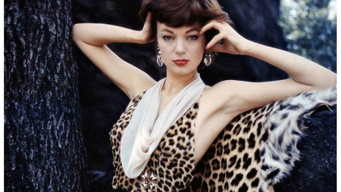 """Ivy Nicholson, superestrella de Warhol, dijo: """"Sí. Estaba locamente enamorada de Andy durante los 70, pero nunca plenamente correspondida"""""""