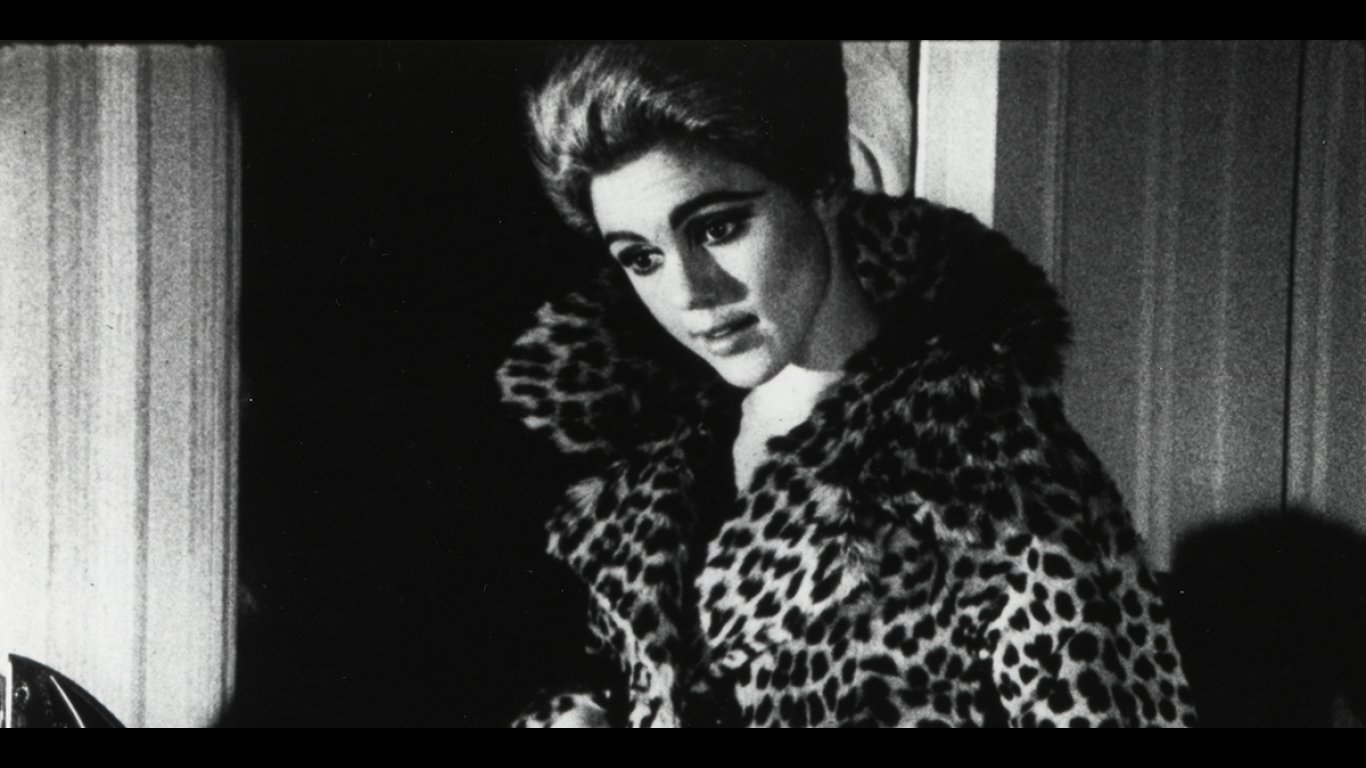 Poor little rich girl (1965) con  Edie Sedgwick como protagonista.