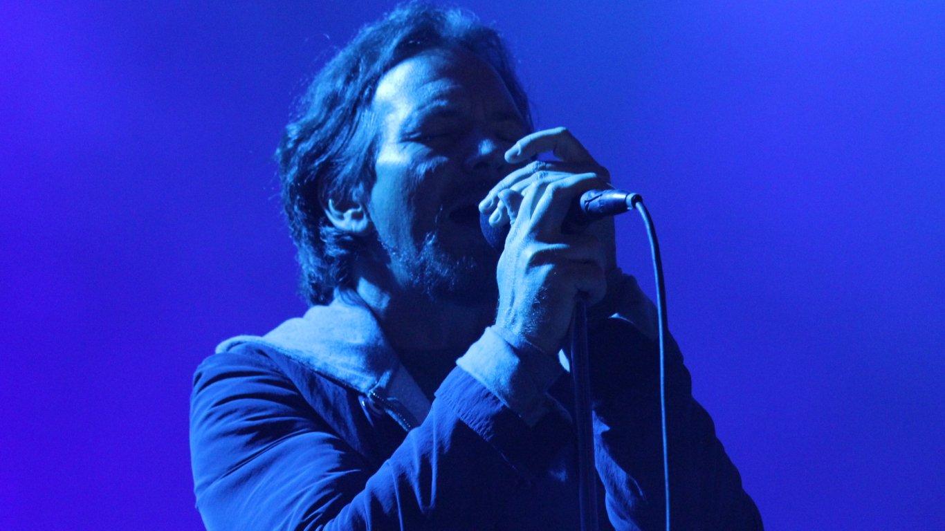 Pearl Jam, estrellas más cerca de las estrellas