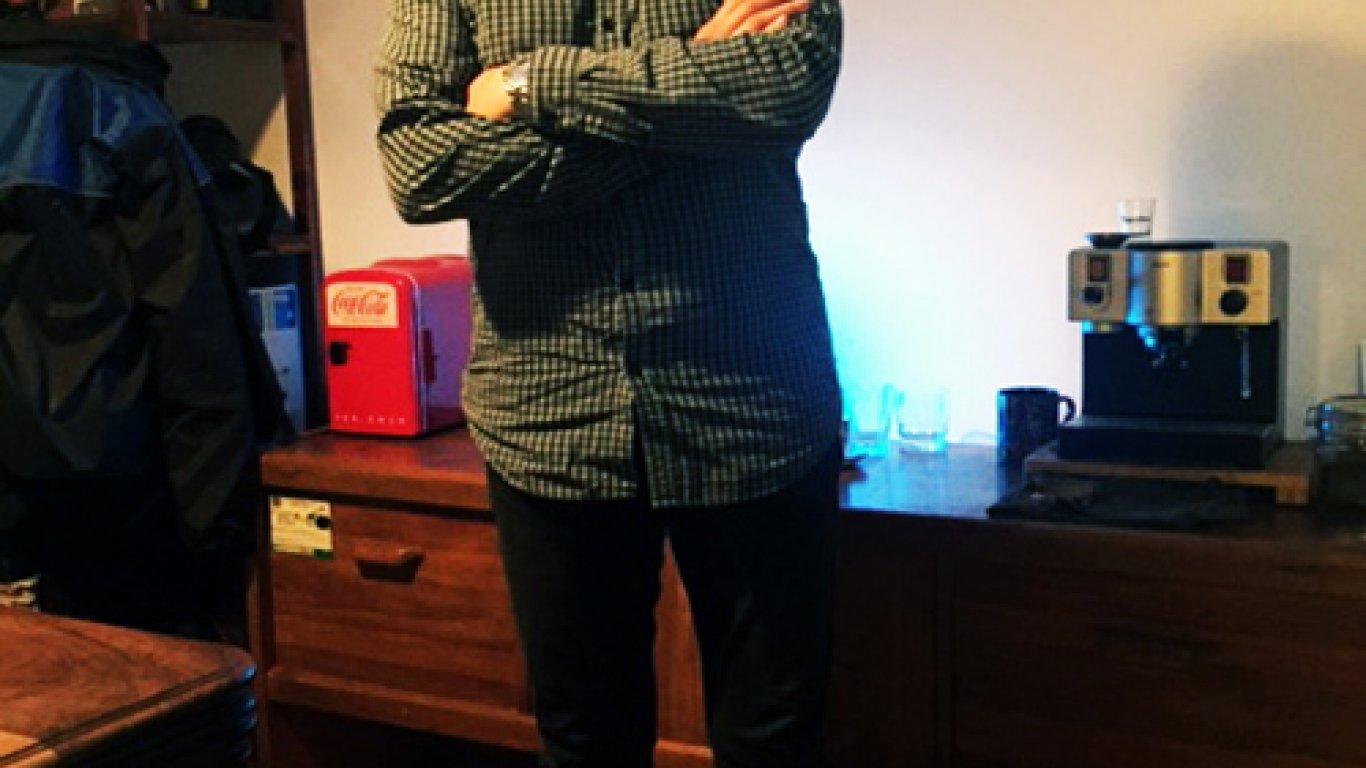 Camilo Rengifo - Guitarrista de Árbol de ojos