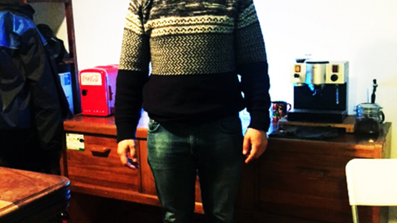 David Ángel - Bajista de Árbol de ojos