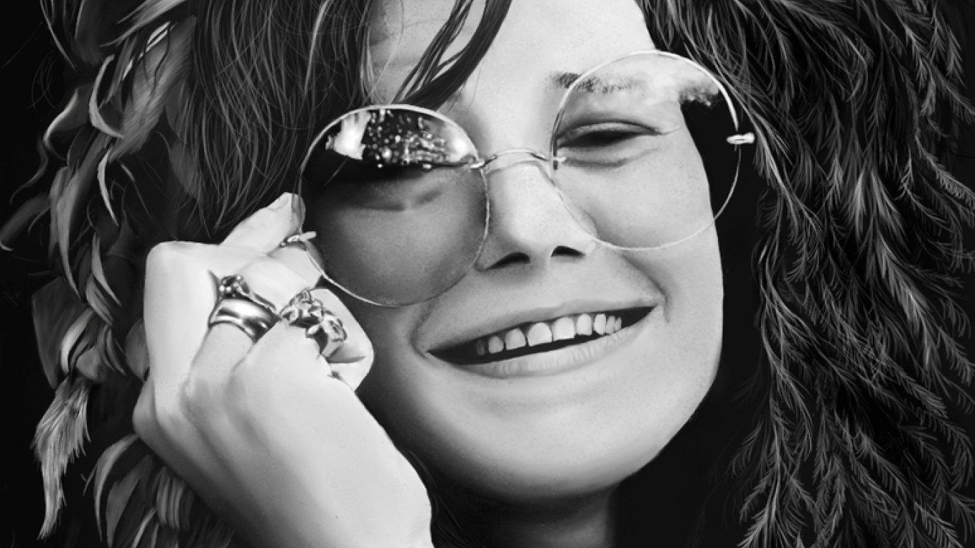 Janis Joplin: la gran estrella del rock