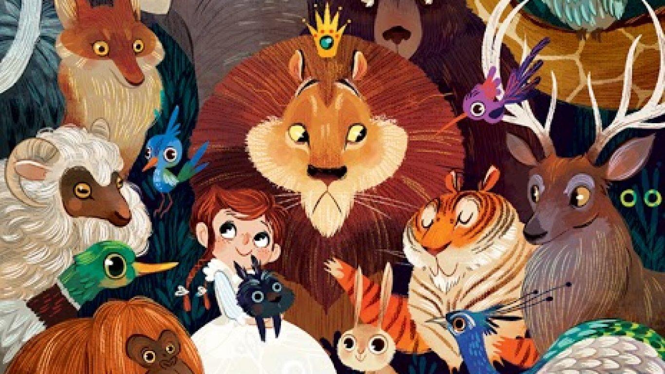Ilustración de Lorena Álvarez (Colombia)