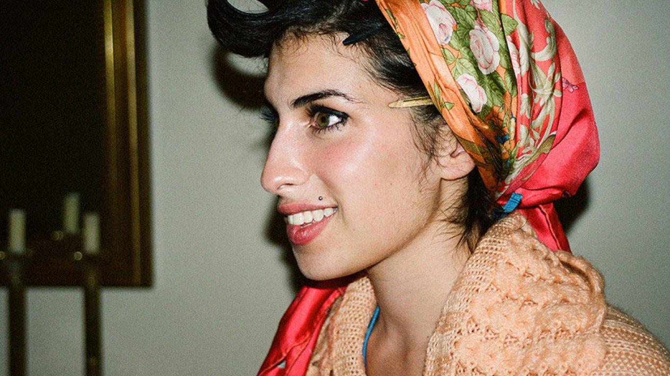 La otra cara de Amy Winehouse