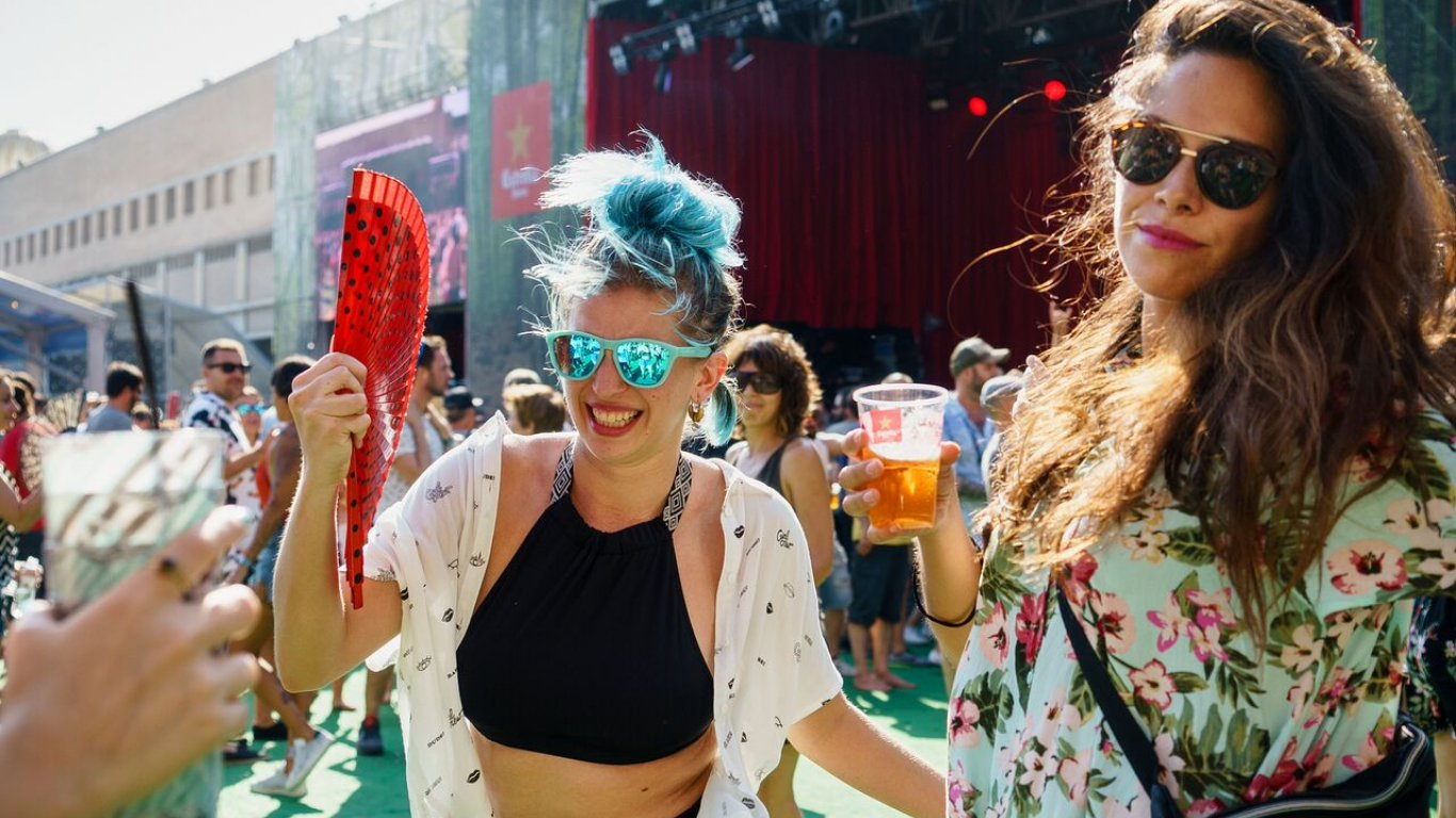 [Galería] Sónar Barcelona 2017, una fiesta irrepetible