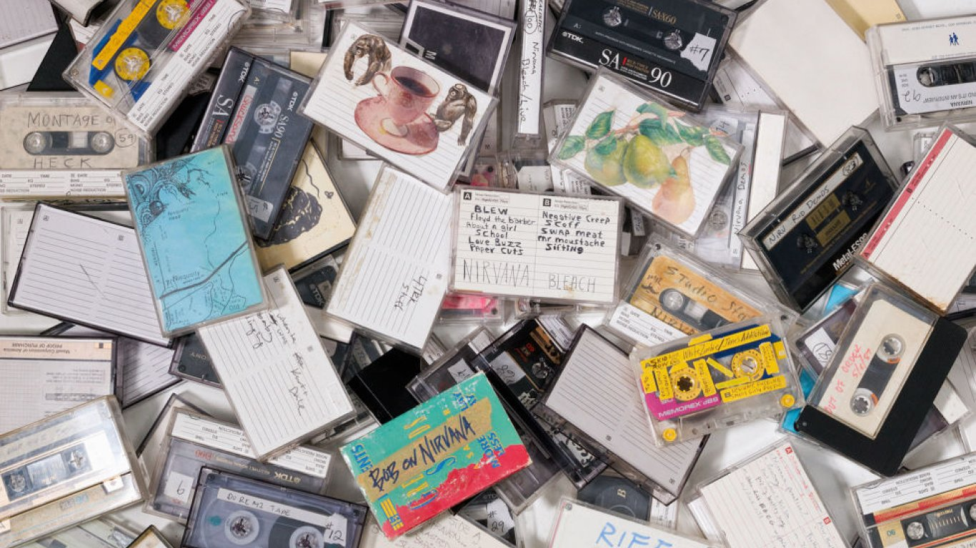 The Tapes, 2007