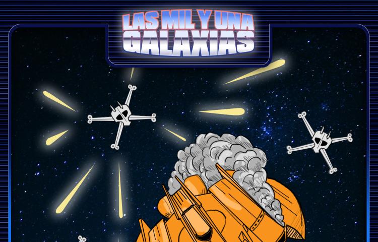 Las Mil y una Galaxias (Capítulo 4)