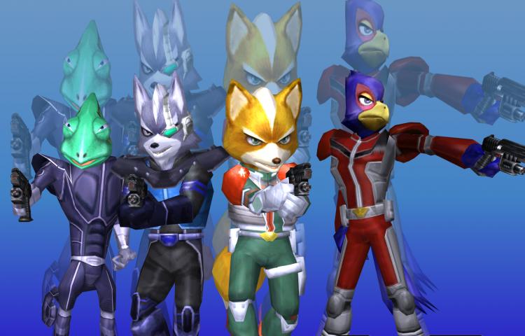 23 Años de Star Fox