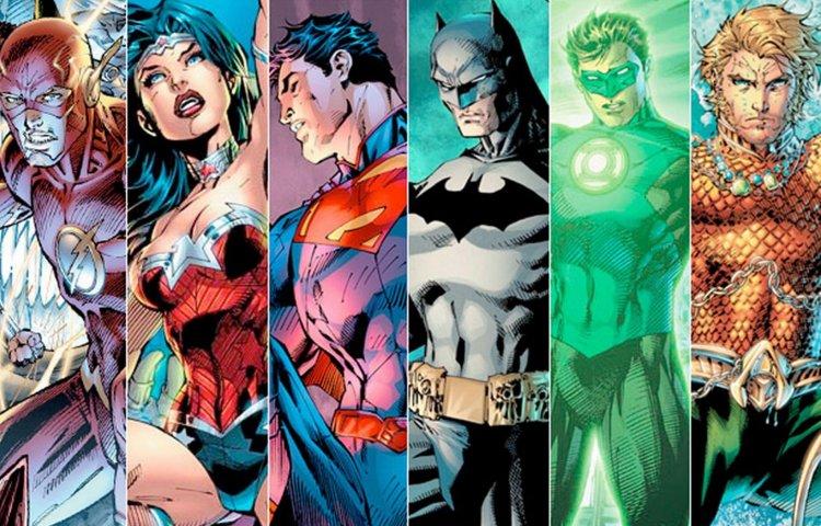 Universo Cinematográfico de DC Comics (Parte 2)