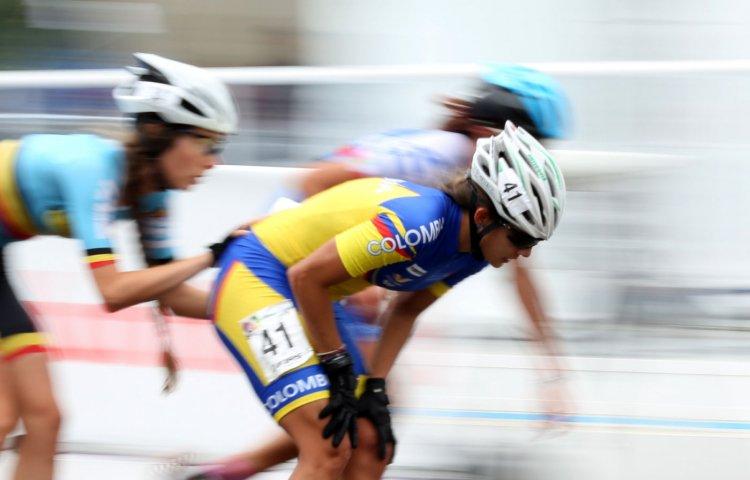 Fabriana Arias, campeona sobre ruedas
