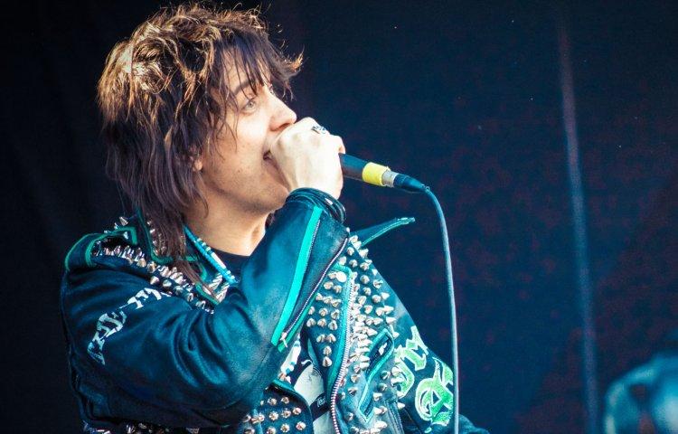 La chaqueta de cuero y el rock n' roll
