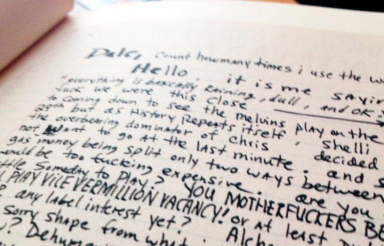 Abriendo el diario de Kurt Cobain (Parte 4.3)