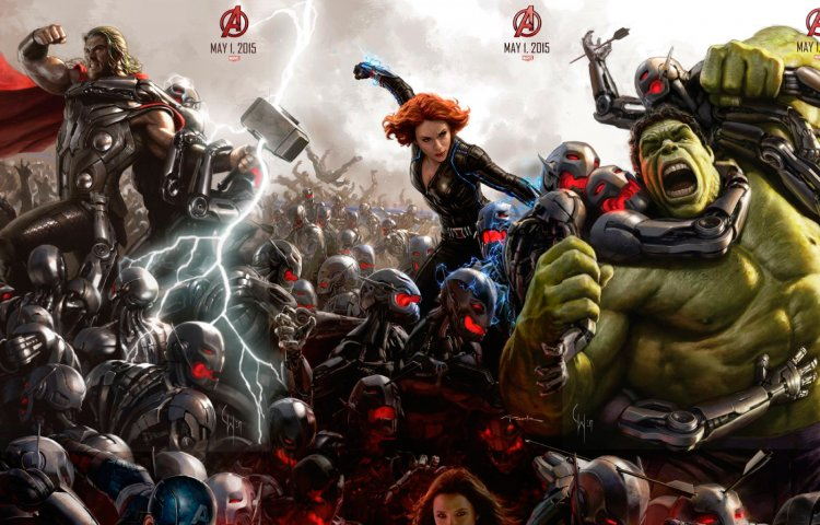 The Avengers: La Era de Ultron