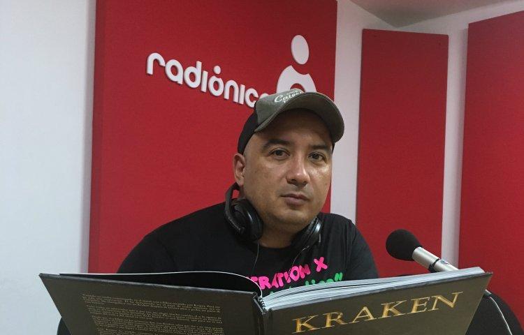 Rafael González y los libros del rock paisa