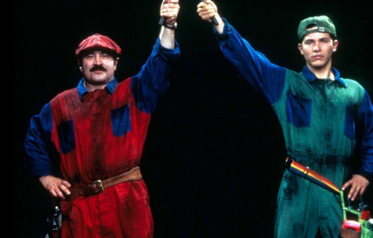 Super Mario Bros The Movie (1993)