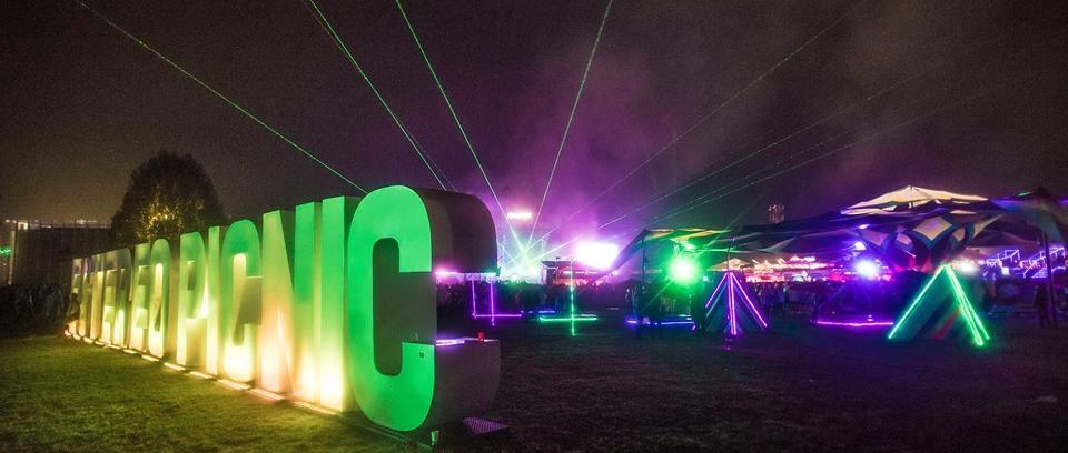 Festival Estéreo Picnic. Foto tomada de Facebook.