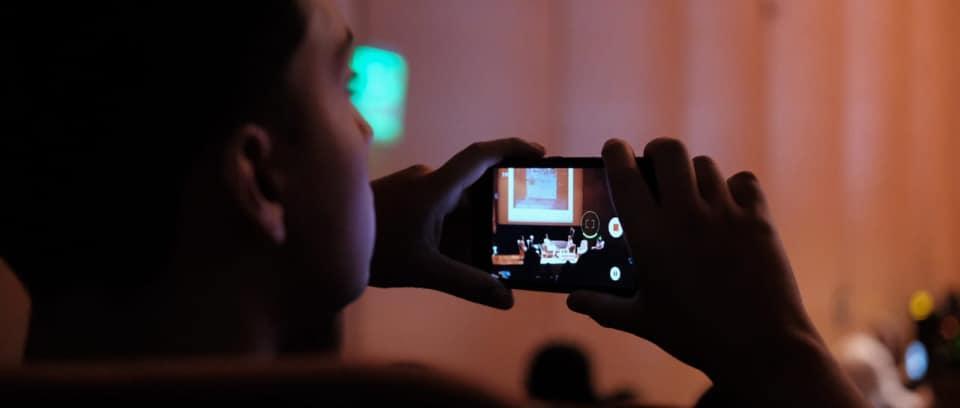Bogotá Web Fest. Foto tomada de Facebook.