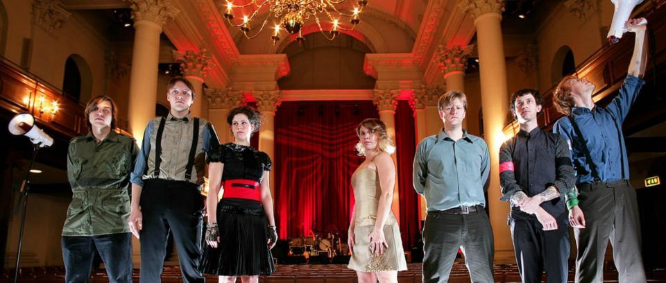 Arcade Fire en la Petite Église, Canadá