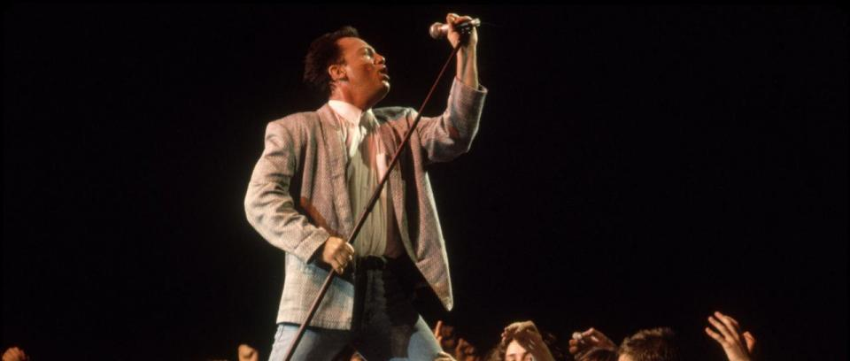 El concierto de Billy Joel en plena 'Guerra Fría'