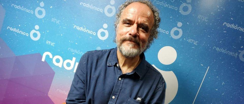 Diego Herrera, teclista y fundador de Caifanes.