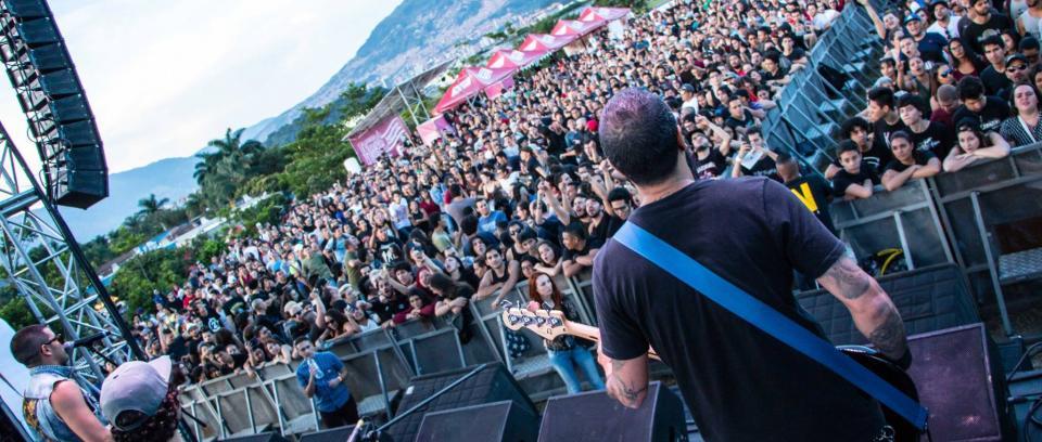 Carnaval Fest Medellín 2017. Foto tomada de Facebook.