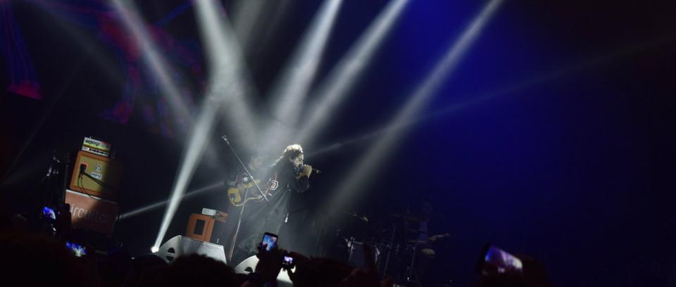 Telebit en el Día de Rock Colombia 2018