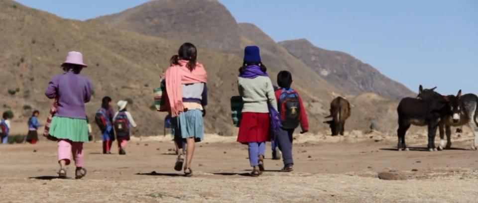 'Warmipura', documental dirigido por la colombiana Melisa Sánchez Hincapié.
