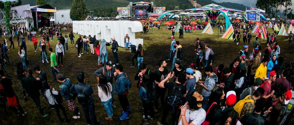 Festival Estéreo Picnic 2018. Foto de Páramo Presenta.