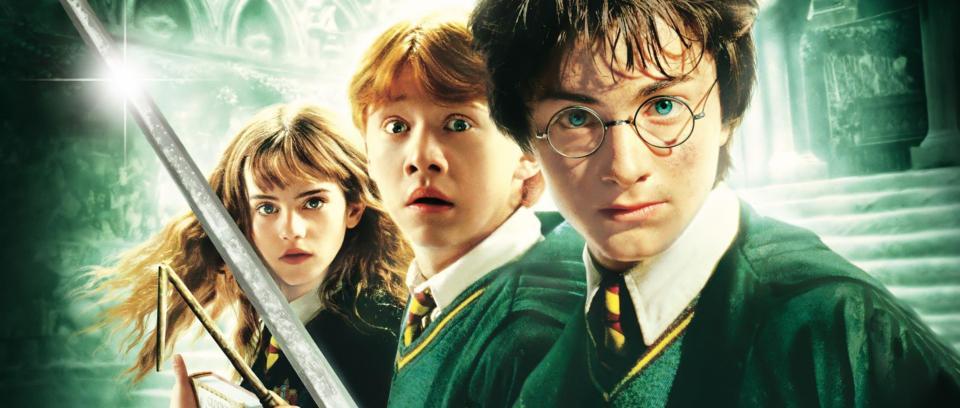 'Harry Potter y la Cámara Secreta' es el segundo episodio de la saga de películas de Harry Potter.