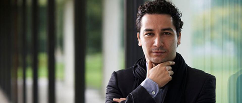 Andrés Orozco-Estrada. Foto tomada de: ImgArtist