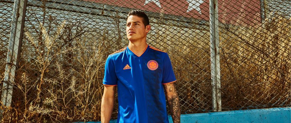 James Rodríguez, uno de los convocados al Mundial Rusia 2018. Foto: Colprensa.