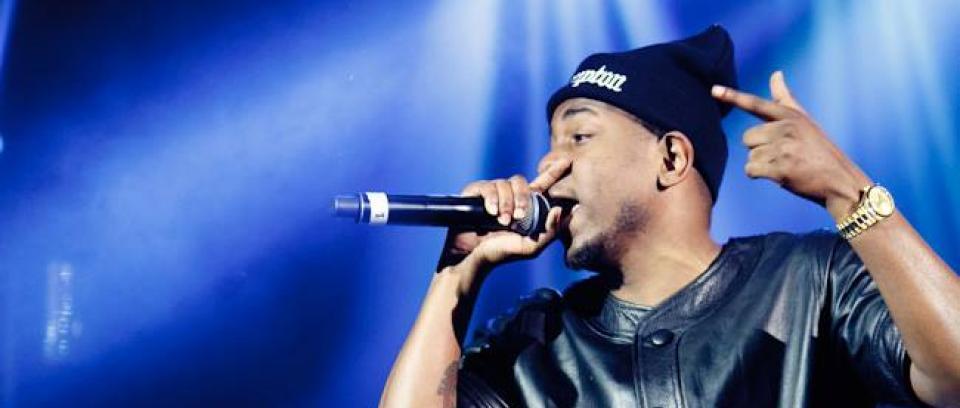 Kendrick Lamar. Foto tomada de Facebook.