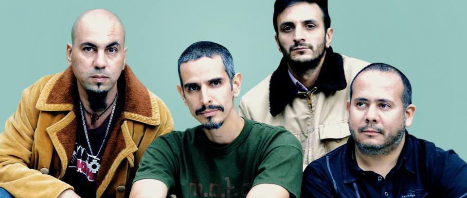 Los Cafres. Foto tomada de Leaf Music.