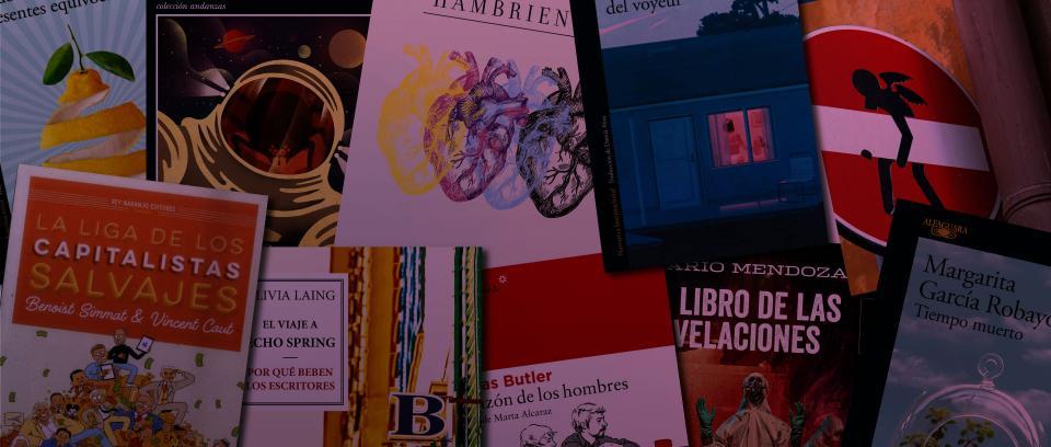 ¿Cuál es su libro favorito del año?