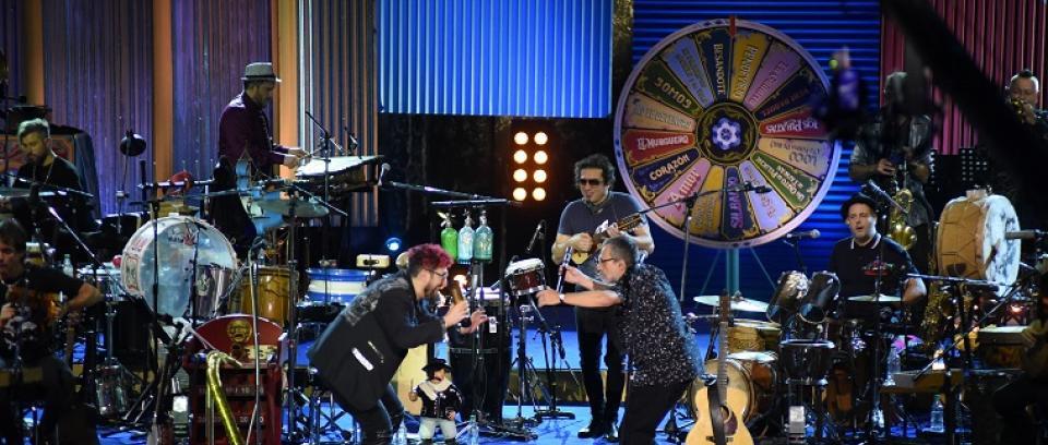 Los Auténticos Decadentes. Foto cortesía de la banda.
