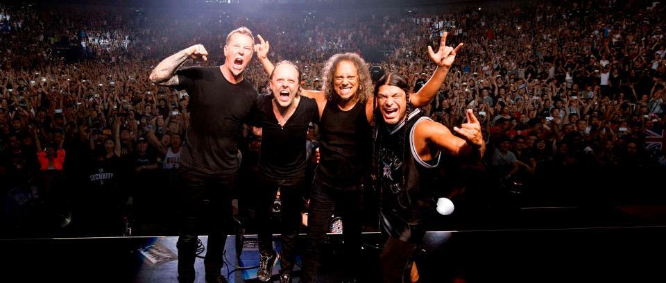 Metallica lanzó en 2016 'Hardwired... to Self-Destruct', su más reciente disco.