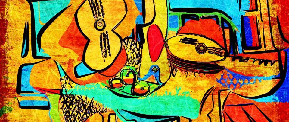 Obra de Picasso. Imagen tomada de elmismopais.com