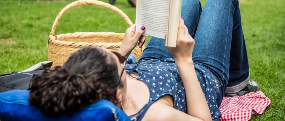 Picnic Literario. Fotos cortesía del Jardín Botánico.