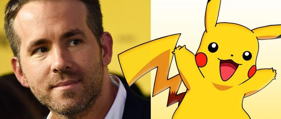 Ryan Reynolds le dará voz a Pikachu. Imagen tomada de NY Daily News.