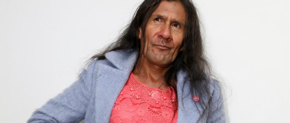 Señorita María, la falda de la montaña de Rubén Mendoza
