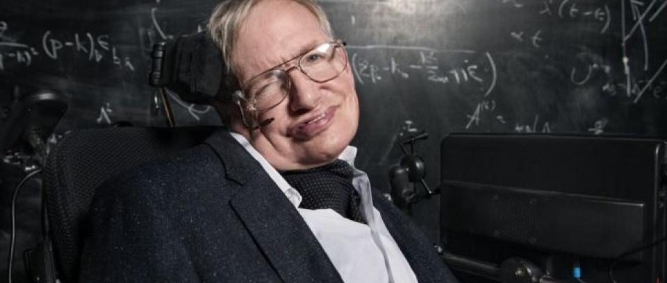 Stephen Hawking. Foto tomada de ABC Ciencia